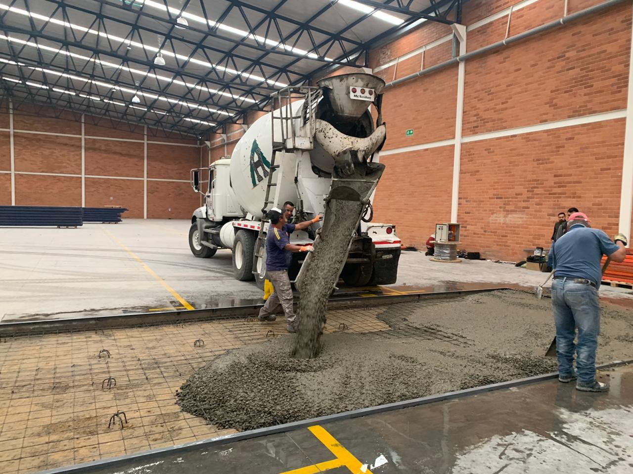Venta de concreto bogota